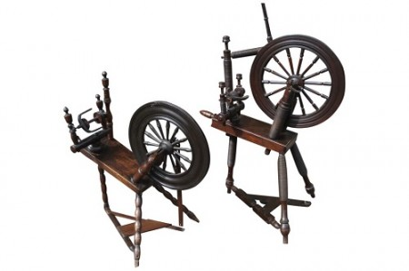 15 Spinning Wheels £320
