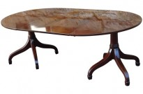 345 Mahog Early Georgian Table £2250 3
