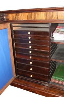408 Wm IV Rosewood Chiff £1150 Detail 4