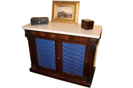 408 Wm IV Rosewood Chiff £1150 Front 1